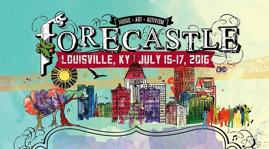 Forecastle Festival announces 2016 lineup