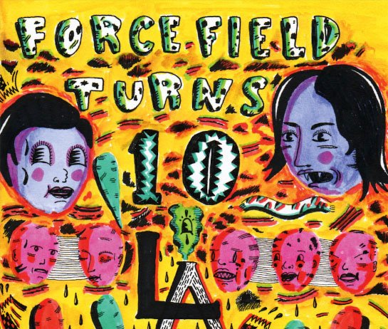 Celebrate Force Field PR's mighty client list with special super-secret speculative events in LA & NYC