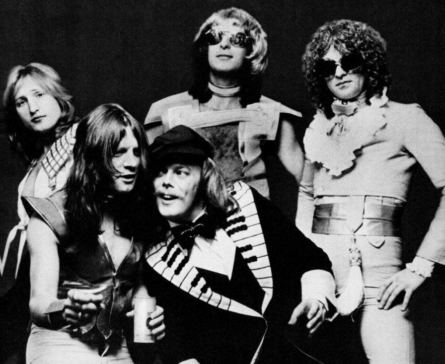 RIP: Dale Griffin, drummer for Mott The Hoople