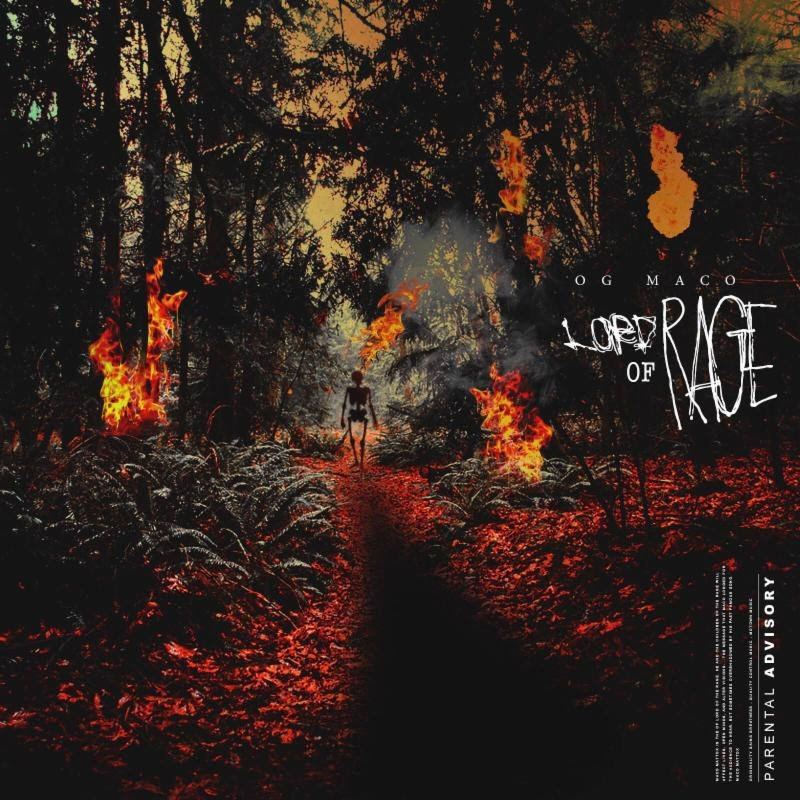 OG Maco to release The Lord of Rage at midnight