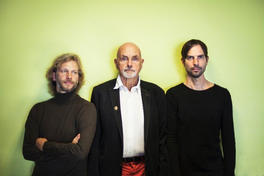 Krautrock hero Hans-Joachim Roedelius's Qluster announce new album Echtzeit