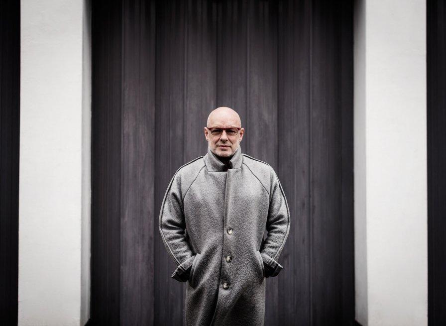 Brian Eno announces The Ship on Warp