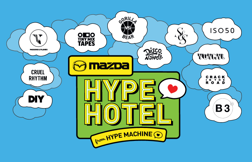 Tiny Mix Tapes x Hype Hotel x ISO50 announce lineup for SXSW day show