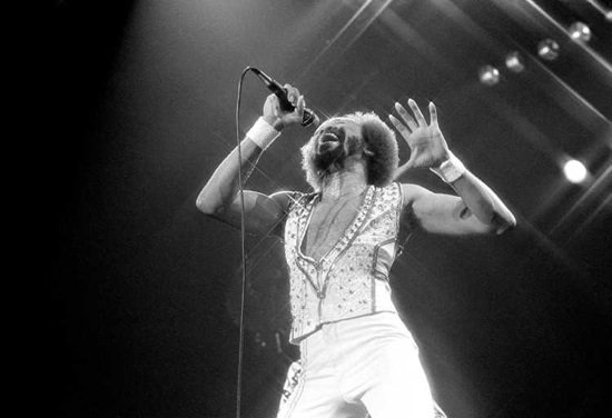 RIP: Maurice White from Earth, Wind & Fire