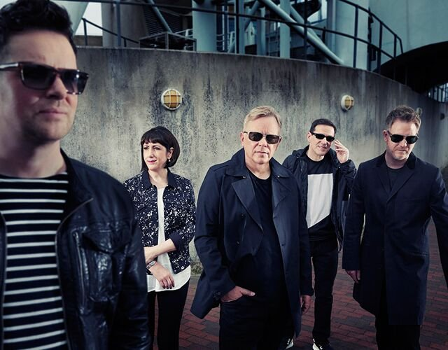 New Order return for select US dates this spring