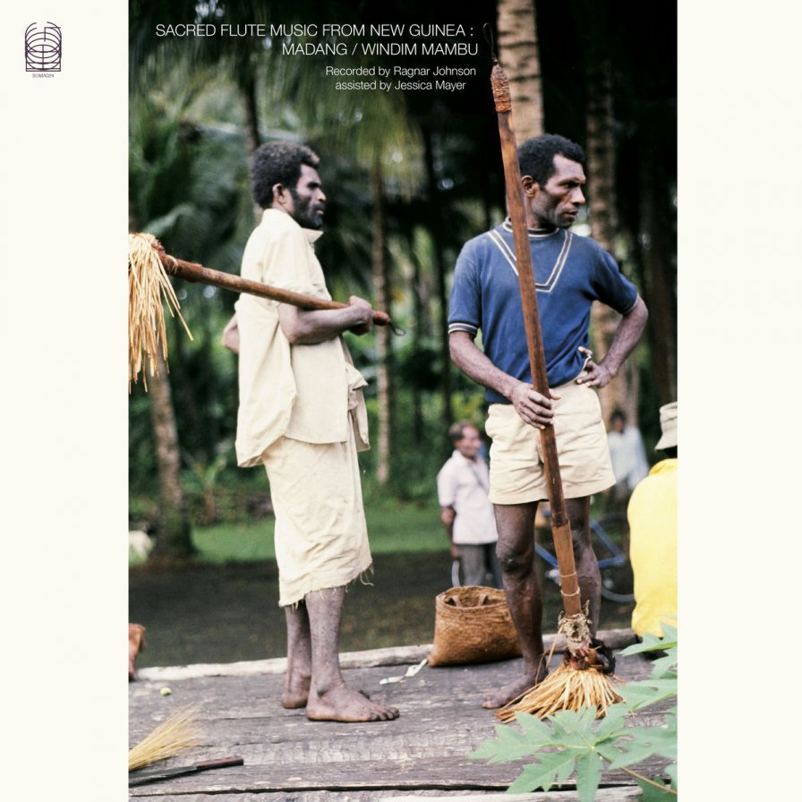 Ideologic Organ reissues sacred flute music from New Guinea