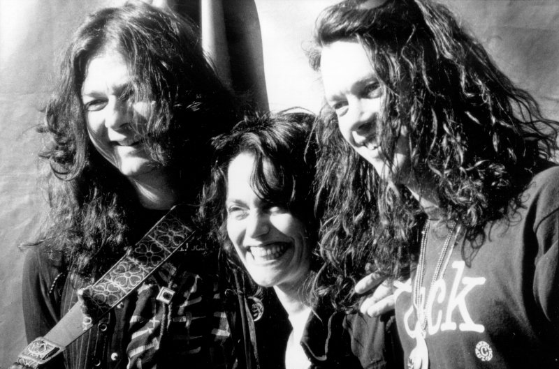 RIP: Andrew Loomis, the drummer for Dead Moon