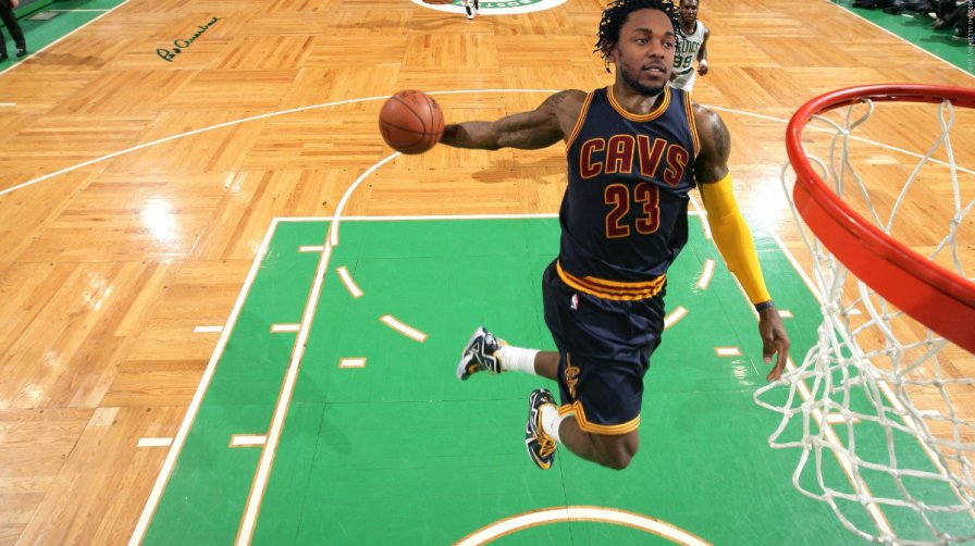 UPDATED: Kendrick Lamar's new album is out now. Thanks LeBron James!