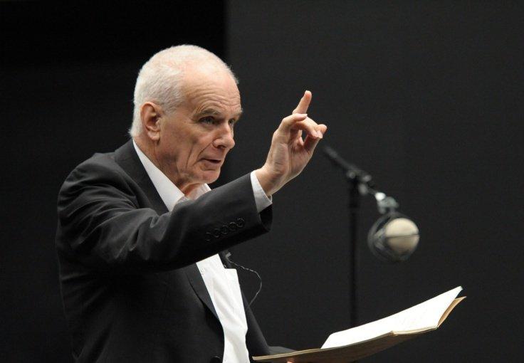 RIP: Peter Maxwell Davies, British composer
