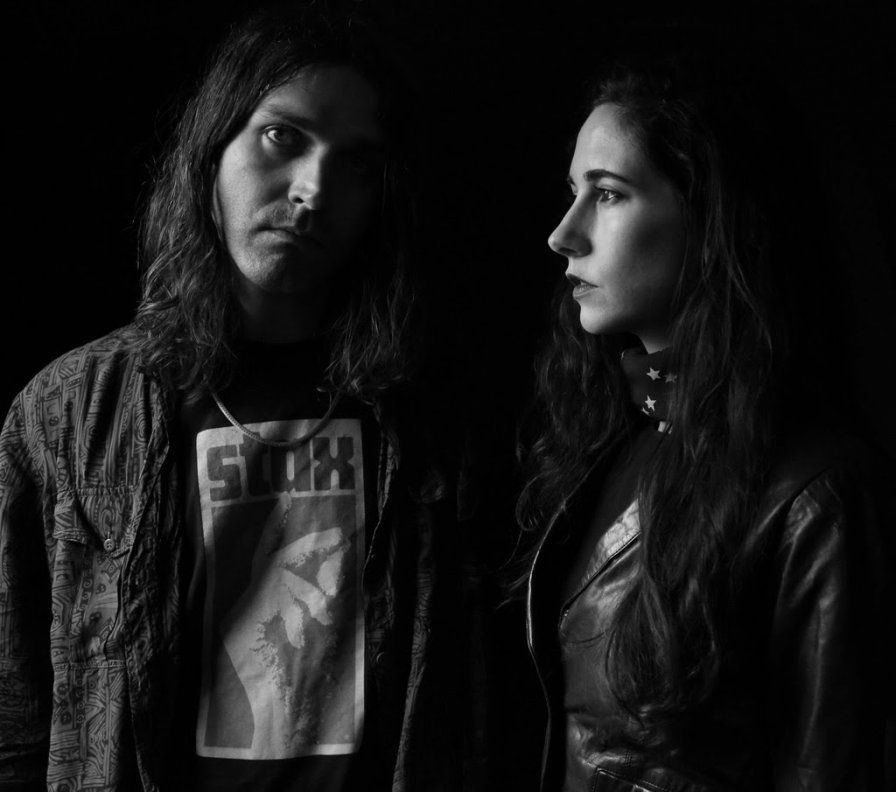 Psychic Ills use reverb on their voices to announce new LP and song feat. Mazzy Star's Hope Sandoval
