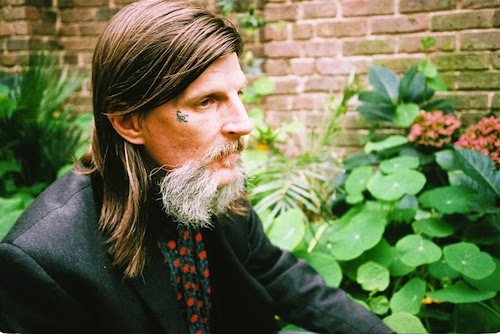 Earth's Dylan Carlson to release album of solo guitar and fairy legends as drcarlsonalbion