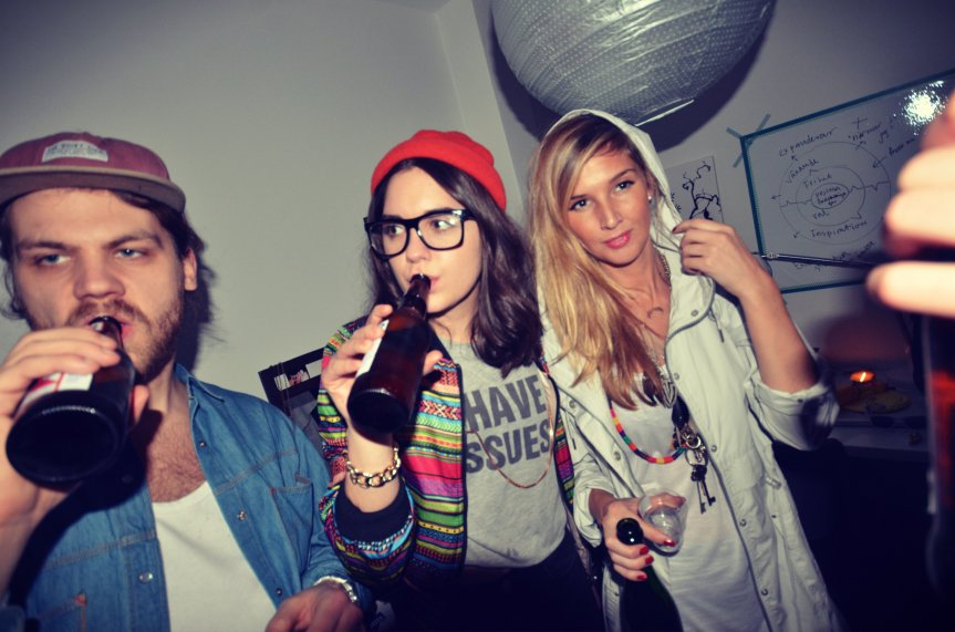 Songs to play at my hipster house parties mix tape for House music party