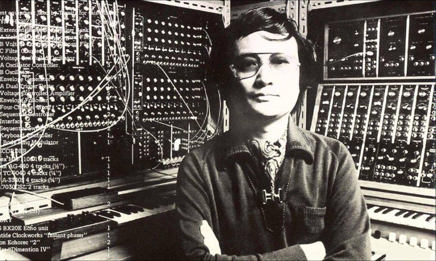 Isaac Tomita μια μορφή της Electronica, δεν ζει πια