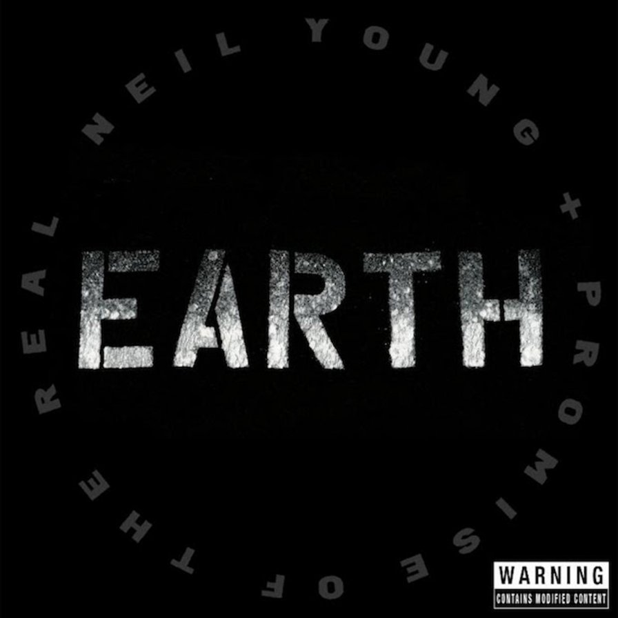 "... Young to release live album ""Earth"" 