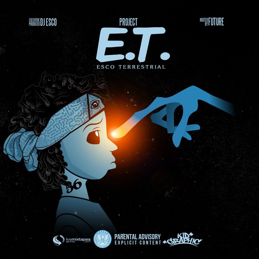 Future and DJ Esco drop new mixtape Project E.T., featuring Young Thug, Drake, and more