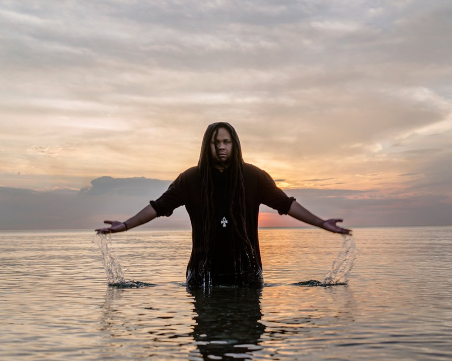 """Hieroglyphic Being avert discography anxiety with his """"definitive"""" solo release for 2016: The Disco's Of Imhotep"""