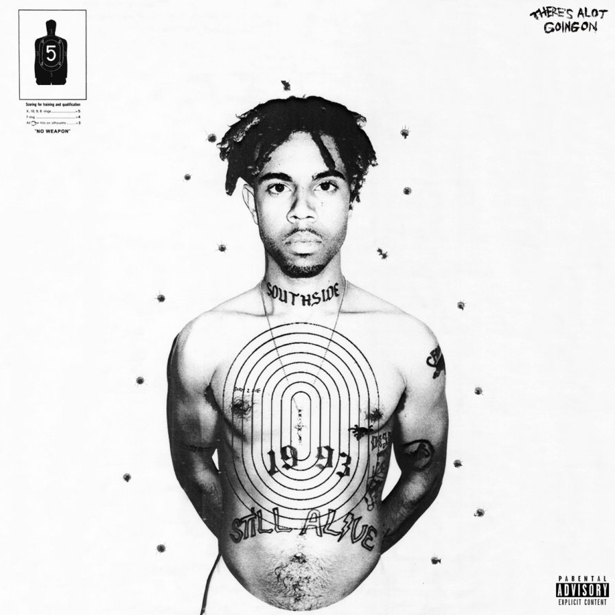 Vic Mensa releases There's Alot Going On EP, offers it free to fans who make a pledge