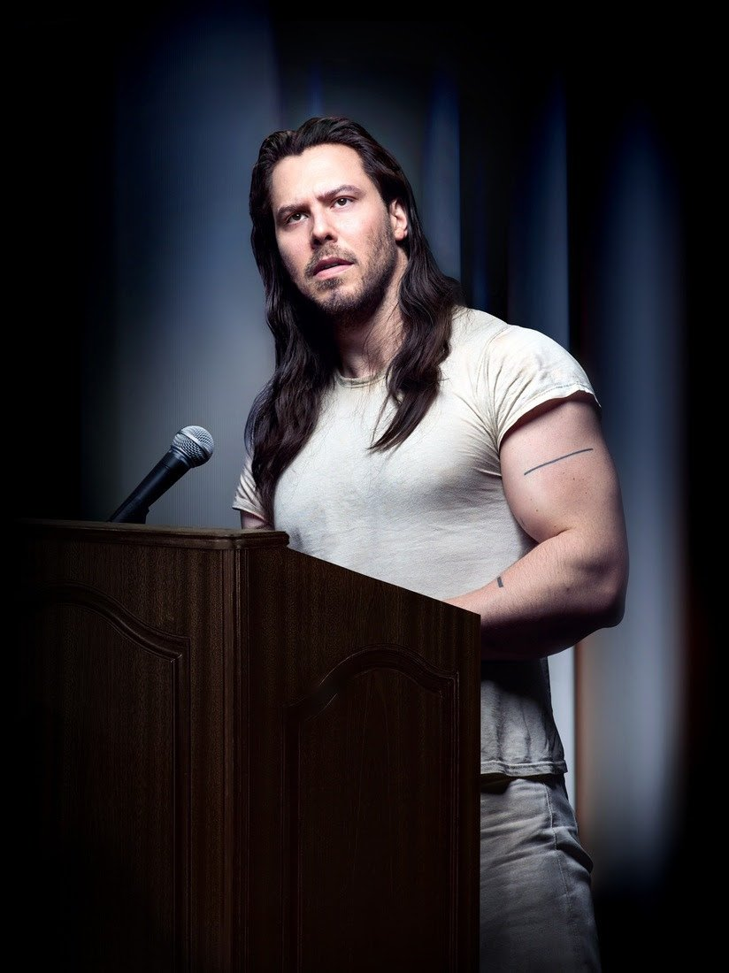 Andrew W.K. announces The Power of Partying 50-state speaking tour