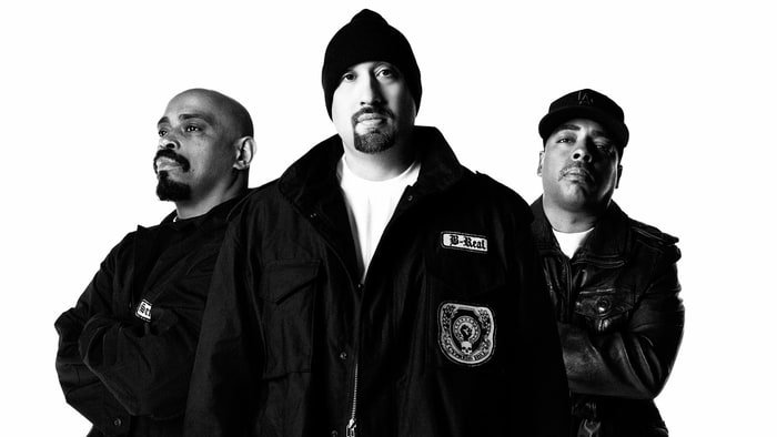 Cypress Hill reissue debut album in a replica of the group's skull logo