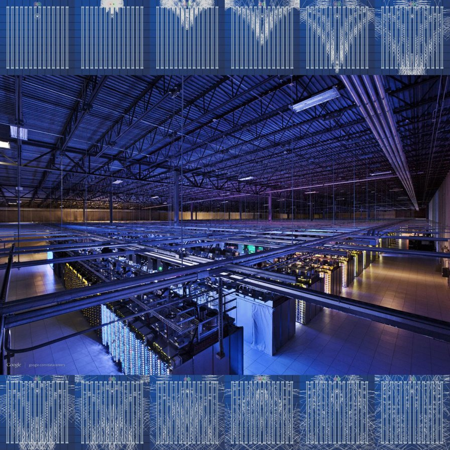 Sam Kidel hosts online sound exhibition inspired by Google data center