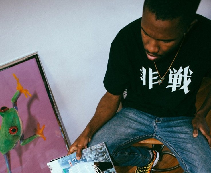 Frank Ocean suggests Boys Don't Cry is coming out this month