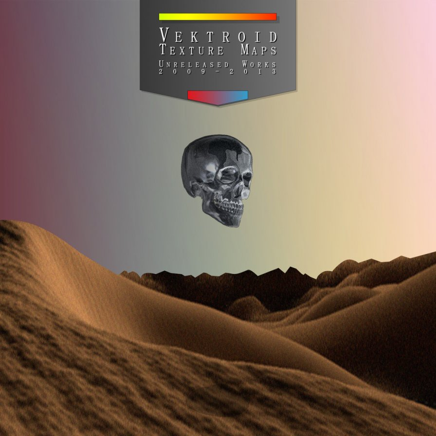 Vektroid releases three new albums, including prelude to No Earth