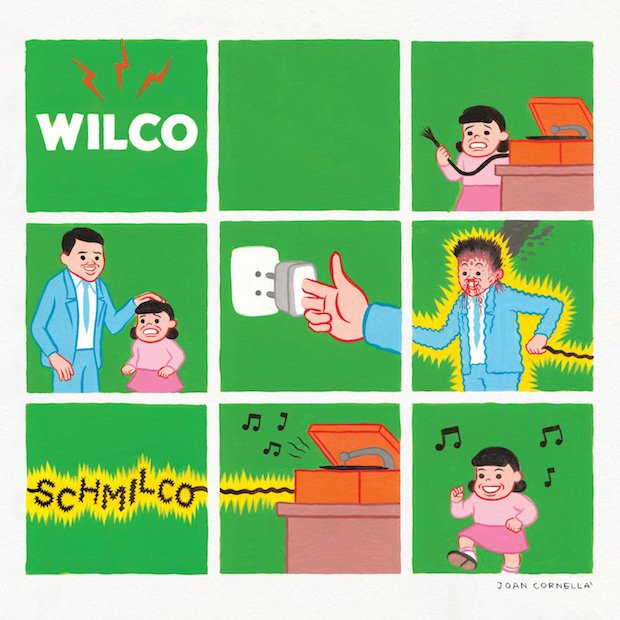 Wilco announce new album Schmilco