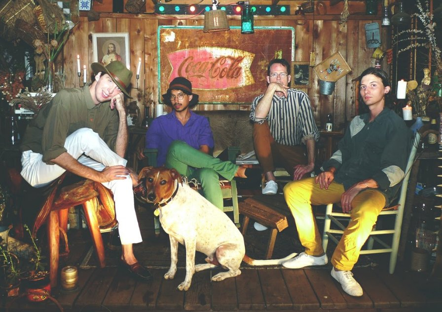 Deerhunter to tour the US this fall