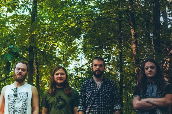Pallbearer book tour with Baroness in support of Fear and Fury EP