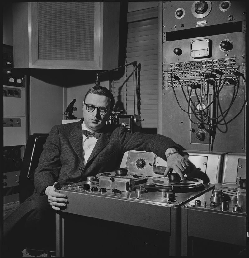 RIP: Rudy Van Gelder, jazz recording engineer for John Coltrane, Miles Davis