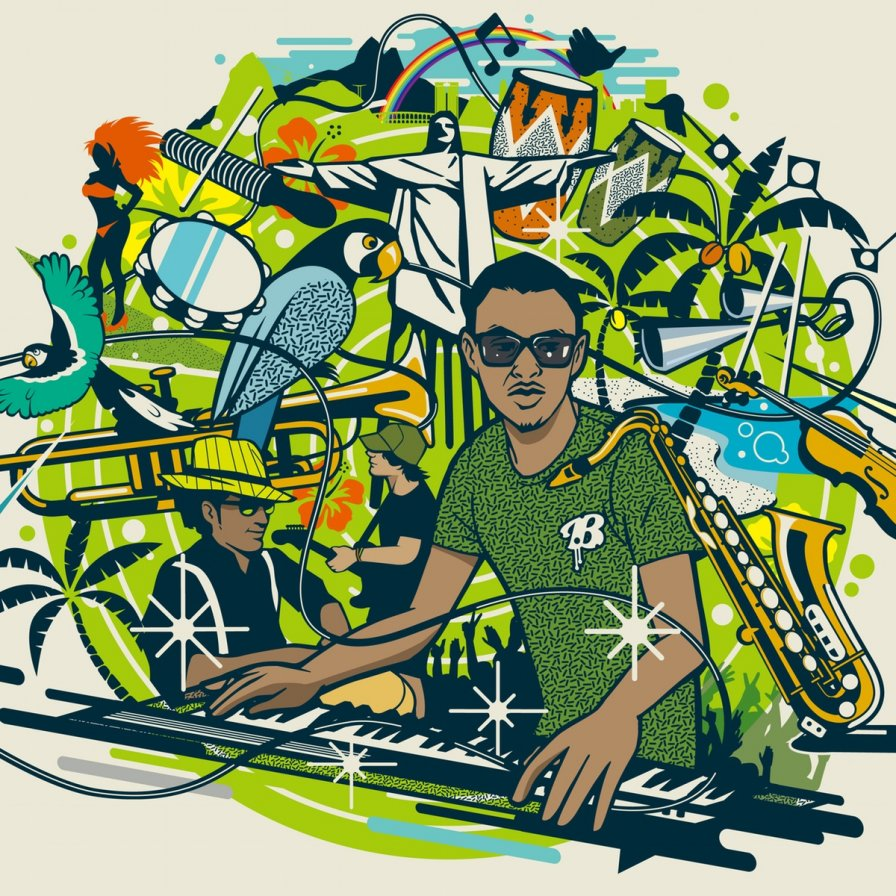"""Swindle launches """"Trilogy of Funk"""" EP series with Brazil-centric Connecta EP"""