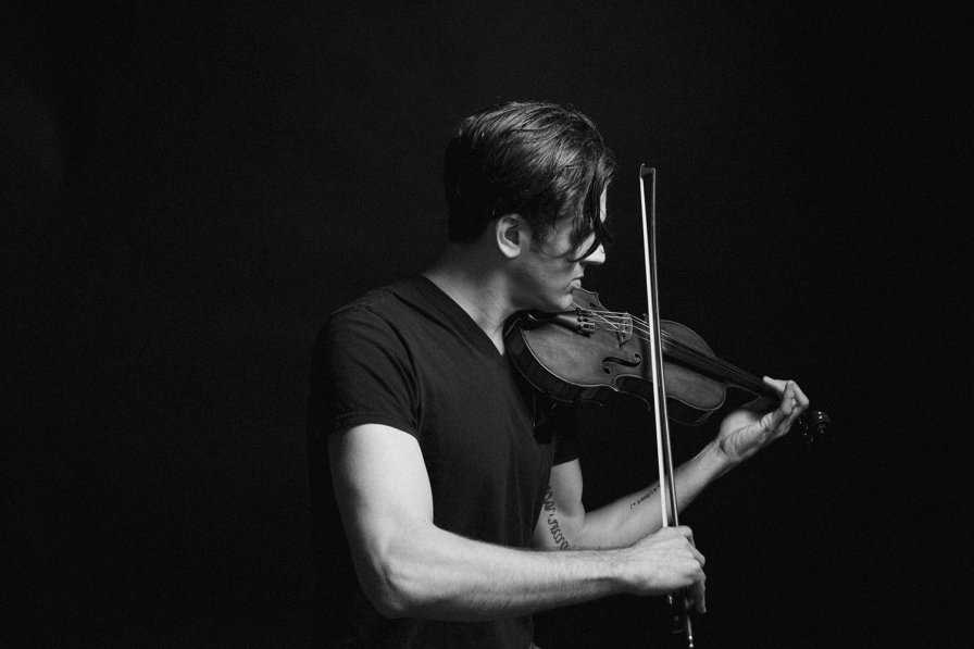 "Christopher Tignor preps new LP, premieres video for ""Arrow In The Dark"""