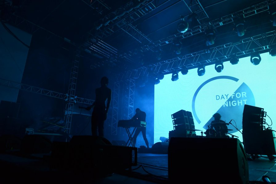 Day for Night Festival 2016 ft. Aphex Twin, Björk, Arca, Lightning Bolt, Oneohtrix Point Never