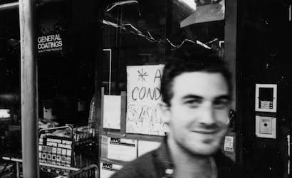 Nicolas Jaar doing things, including a massive tour