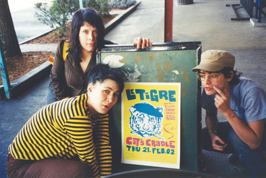 Le Tigre to reunite with new one-off single