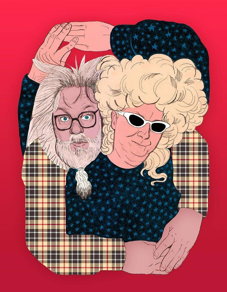 R. Stevie Moore and Gary Wilson to release a collaborative album in 2017