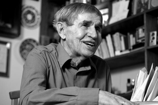 RIP: Eugeniusz Rudnik, electroacoustic music pioneer