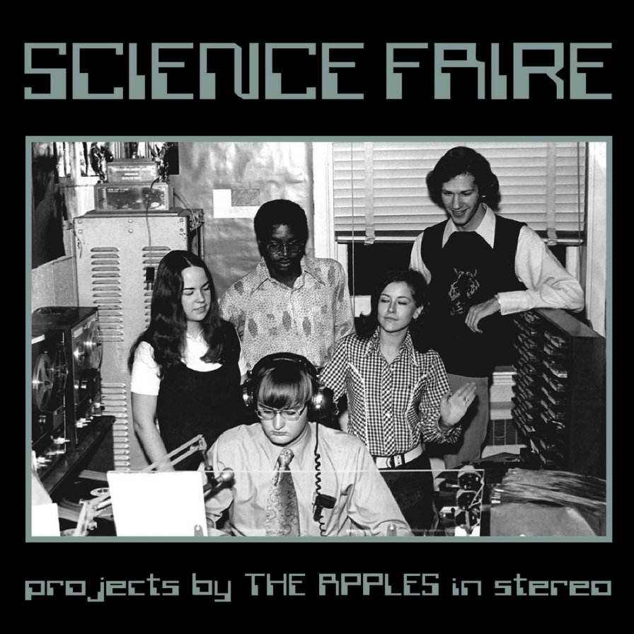 The Apples in Stereo to reissue early compilation Science Faire as limited-edition box set