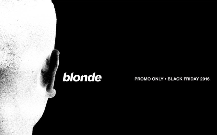 Frank Ocean releases Blonde on vinyl for Black Friday only