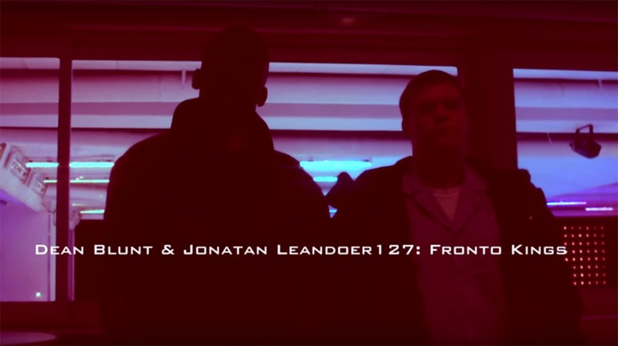 Dean Blunt teams with Yung Lean on Fronto Kings, released as a multi-track YouTube video