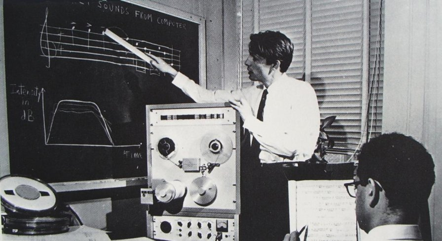 RIP: Jean-Claude Risset, electronic music pioneer