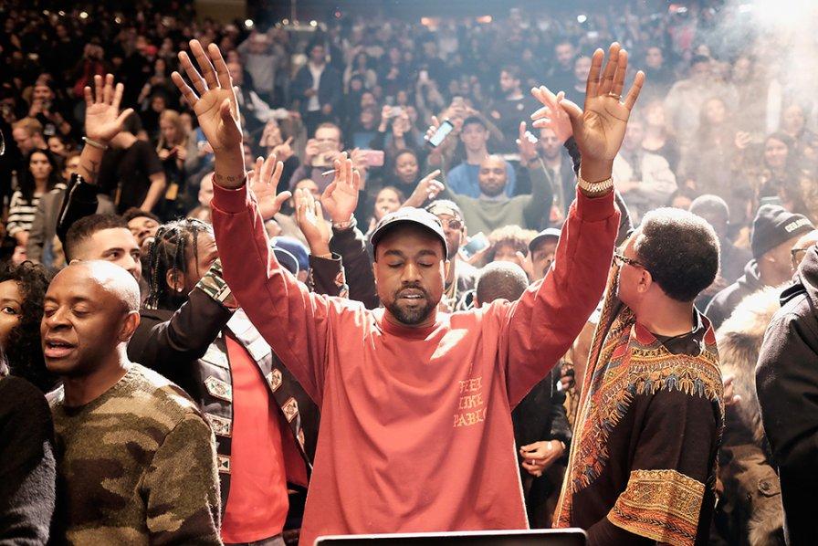 Kanye West cancels remaining dates of Saint Pablo tour