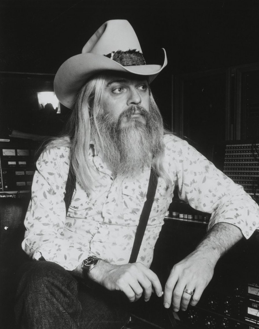 RIP: Leon Russell