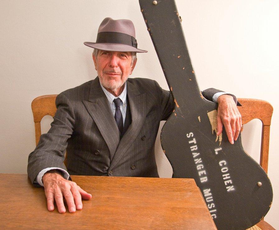 RIP: Leonard Cohen