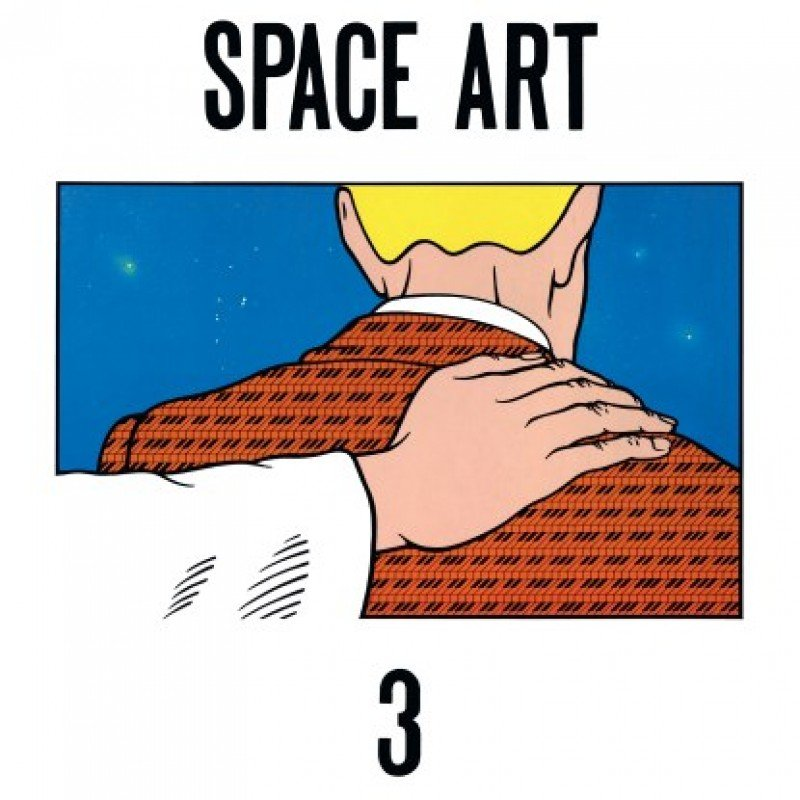 Classic albums from French proto-electro duo Space Art get reissues alongside new remix EP