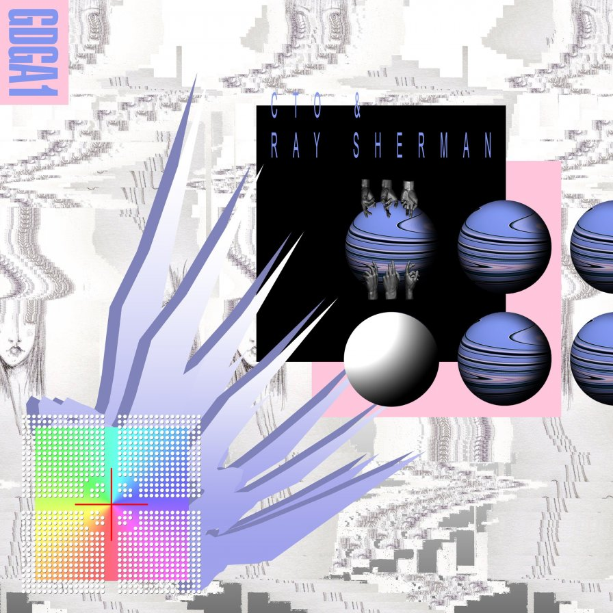 Vektroid releases noisy collaborative album as CTO & Ray Sherman; No Earth coming in 2017