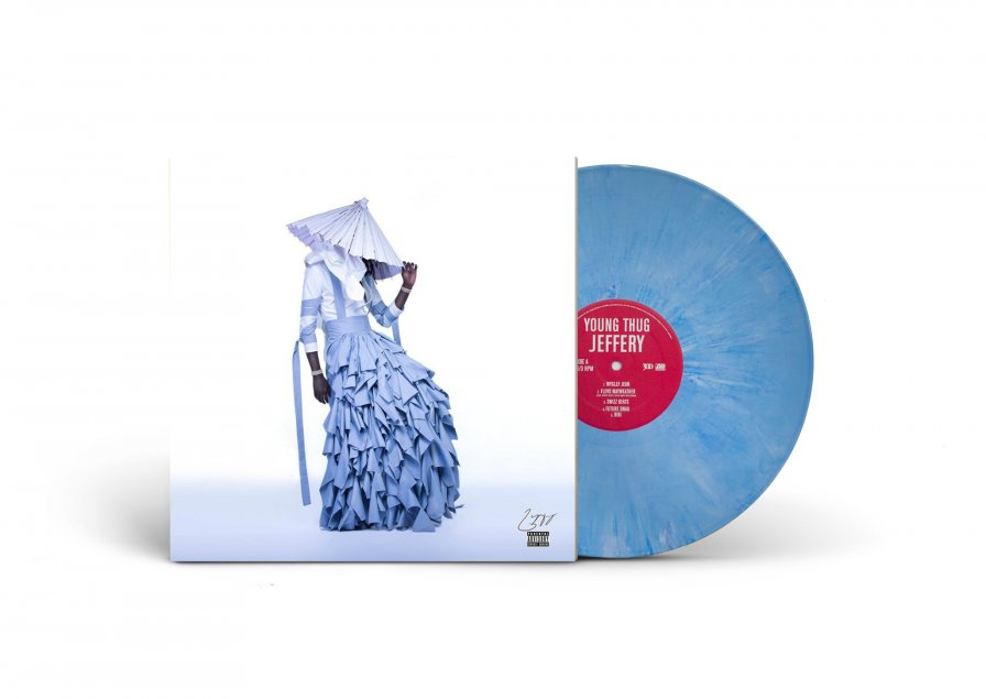 Young Thug's JEFFERY gets limited-edition vinyl release