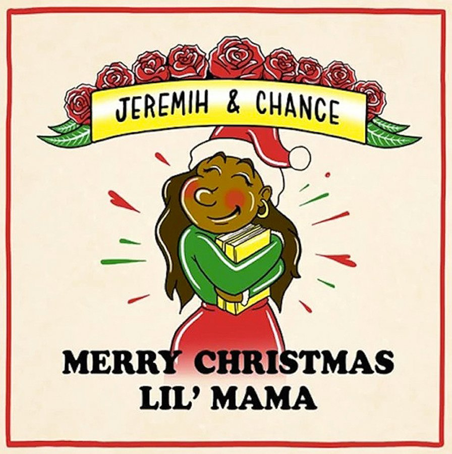 Jeremih & Chance The Rapper release surprise Christmas mixtape