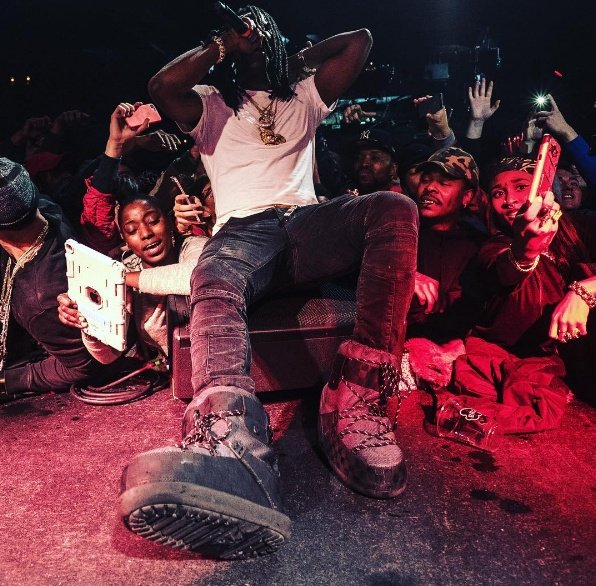 Chief Keef announces US tour in support of Two Zero One Seven mixtape
