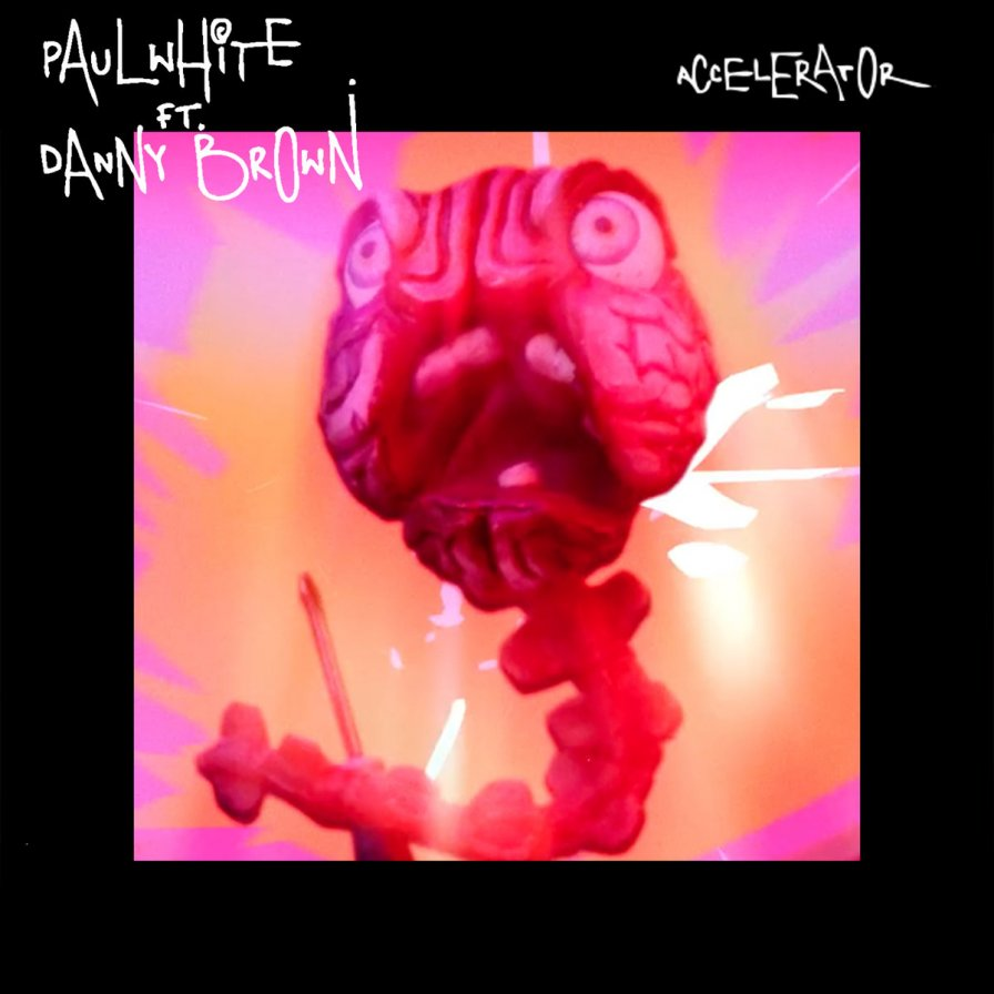 Danny Brown joins producer Paul White on his Accelerator EP